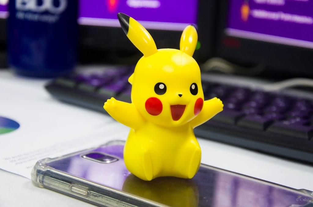 Pokemon McDonalds Happy Meal Toy